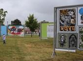 Una fuerza cínica, una epidemia rabiosa: se inauguró la exposición ARC