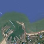 TNT szivárog a tengerbe Belgium északi partjainál