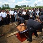 Romagyilkosságok: anyát és kislányát lőtték le Kislétán