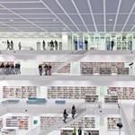 Ilyen lett a stuttgarti könyvtár