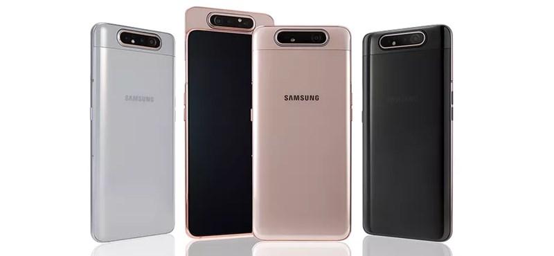 Az év egyik legizgalmasabb telefonját mutatta be a Samsung