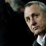 Cruyff: 2-0-ra vezetek a tüdőrák ellen