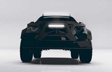 Oda a luxus: tankszerűvé tették a Bentley Bentaygát