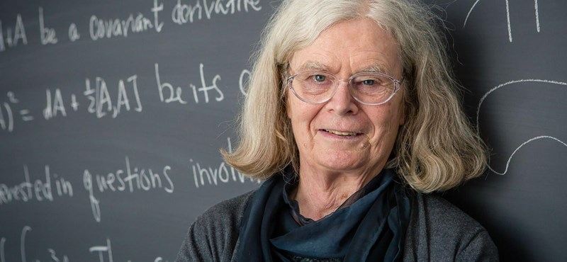 Először kapta nő a matematika legrangosabb nemzetközi díját