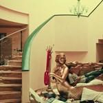 Feldúlták a felkelők Kadhafi lányának házát – fotógaléria