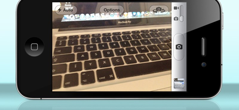 iOS 5 tipp: friss fotók visszanézése egy mozdulattal