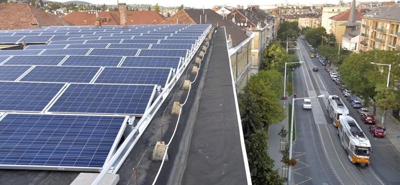 A napenergiatermelés jóval több a gazdag Nyugat úri huncutkodásánál