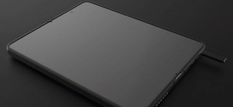 Érintőtollat kaphat a Samsung összehajtható telefonja, de meglesz ennek az ára