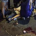 Többen megsérültek a portugál meccs utáni ünneplésben