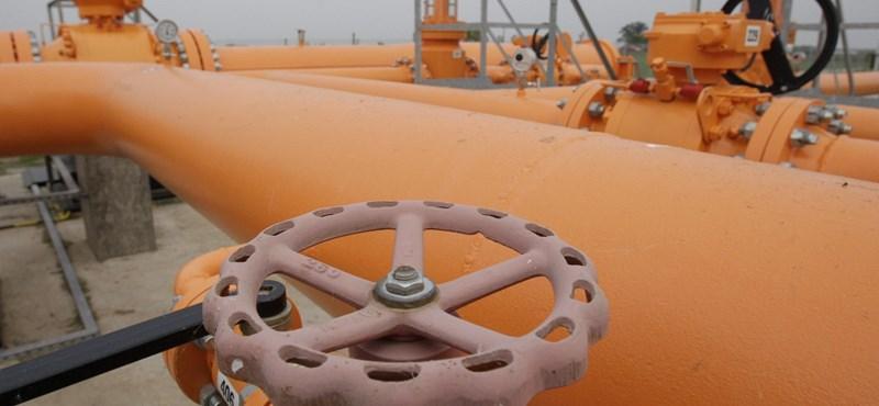 Tíz napig nem jött gáz Ausztria felől, az országban példátlan mértékű műszaki hiba történt