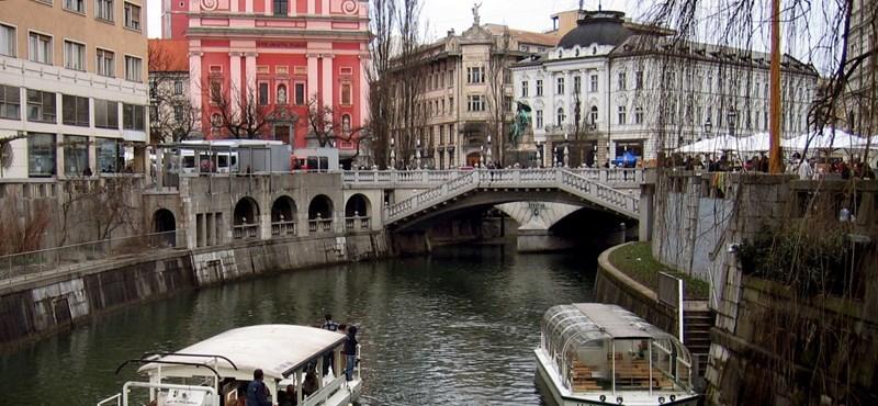 Tudjuk, mit tegyen, ha Ljubljanában jár