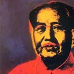 Warhol Mao-portréját árverezik el Hongkongban