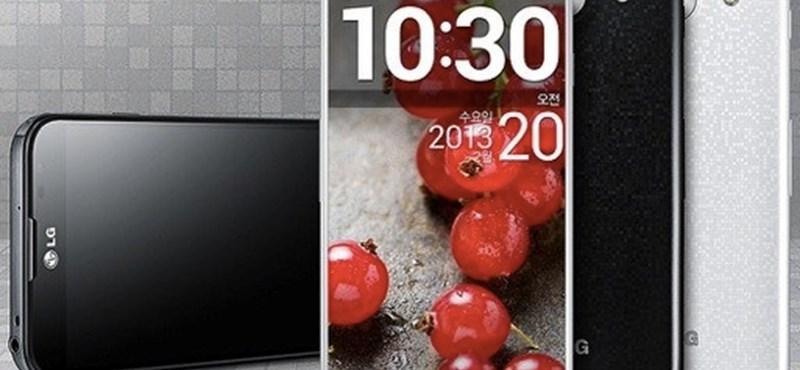 Meglepő mobil az LG-től