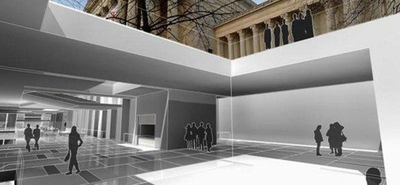 Orbánék itt nem spórolnak: 150 millió eurót pumpálhatnak a múzeumi negyedbe