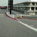 Már Forma–1-es pályán a Mercedes AMG GT – videó