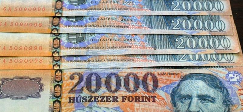 Ennyi ma az átlagbér Magyarországon