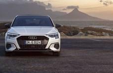 Itt a gázüzemű új Audi A3 g-tron