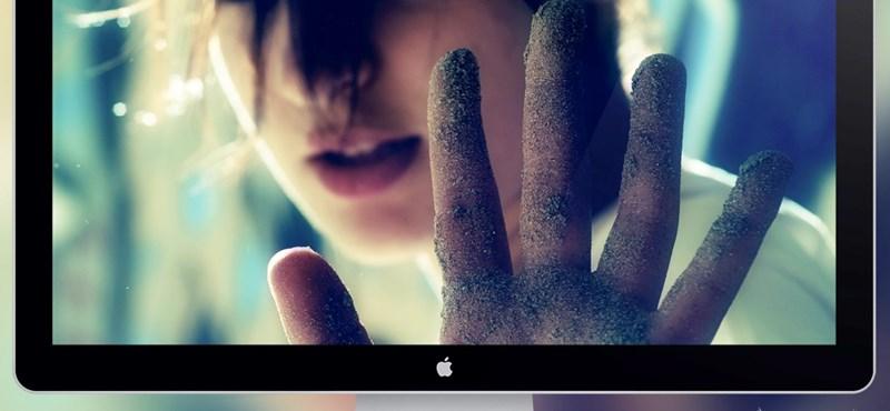 Touch háttérkép: az érintés bűvöletében