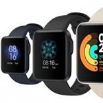 9 nap egy feltöltéssel: itt a Xiaomi új okosórája, a Mi Watch Lite