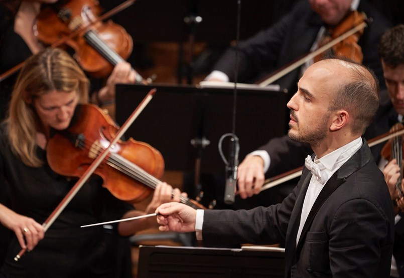 Nos tomamos la diversión muy en serio: Óbuda Danubia Orchestra Live Concert
