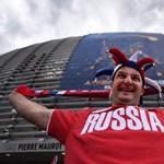 Megbukott az orosz focikapitány