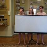 Mindenki ledobta ruháit Fehérorországban az elnök nyilatkozata után