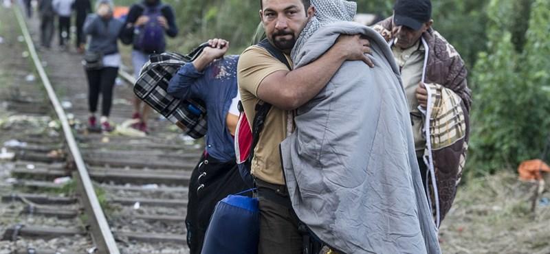 Szerb és német embercsempészt, koszovói szállítót fogtak a rendőrök