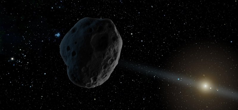 1 millió aszteroida van az űrben, ami a Földnek ütközhet, de csak 1%-ukat tudjuk beazonosítani