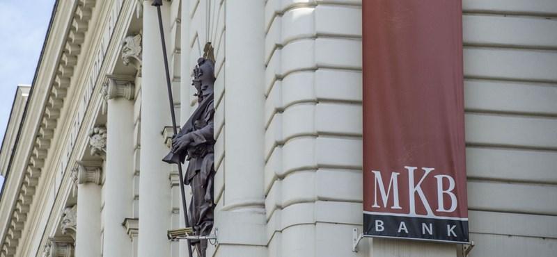 Milliókra büntette az MKB-t a Magyar Nemzeti Bank