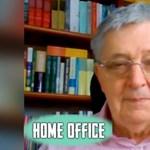 """Lovász László a Home office-ban: """"A járvány terjedése apró, véletlenszerű eseményektől függ"""""""