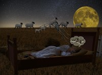 Ön mit olvas el a járványról? Tönkreteheti az éjszakai alvását