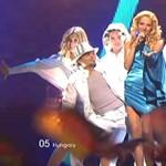 Wolf Kati újra indulna az Eurovízión - ezzel a dallal
