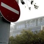 Szcientológus vállalkozások vezetői is felbukkannak a NER közelében