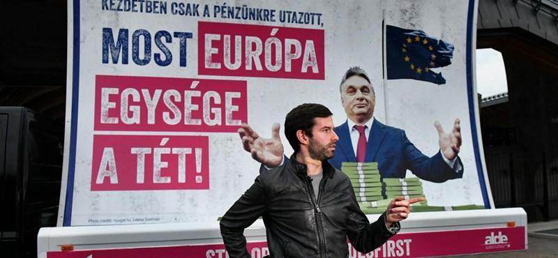 Fekete-Győr üzent Orbánnak: Viszket az emberek tenyere