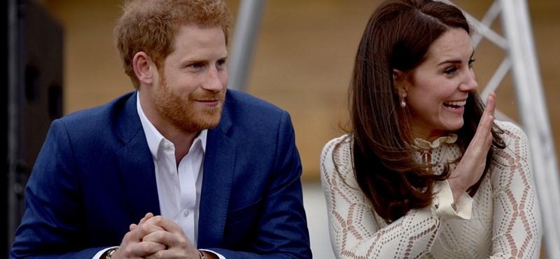 Harry hercegék kiléptek a Vilmos hercegékkel közös alapítványból