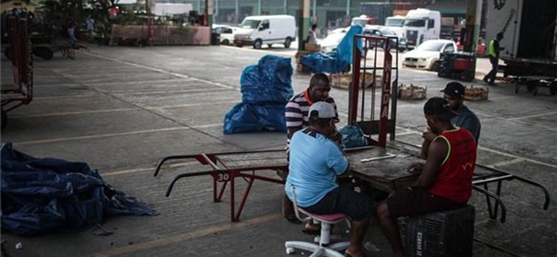 Bevethetik a hadsereget a sztrájkoló kamionsofőrök ellen Brazíliában