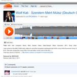 Exkluzív remix Wolf Kati slágeréből