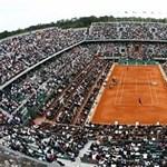 Igazán ütős üzlet a Roland Garros, nem holmi rongyrázás