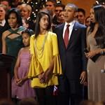 Justin Biebert is megnézték Obamáék az ünnepi koncerten
