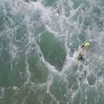 Először mentettek fürdőzőket drón segítségével – videó