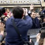 Macron lett az új francia elnök