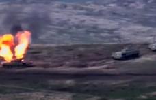 Örményország teljes mozgósítást rendelt el a Hegyi-Karabahban történt összecsapások miatt