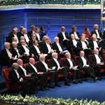 Átadták az idei Nobel-díjakat