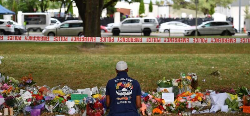Tovább nőtt a christchurchi merénylet áldozatainak száma