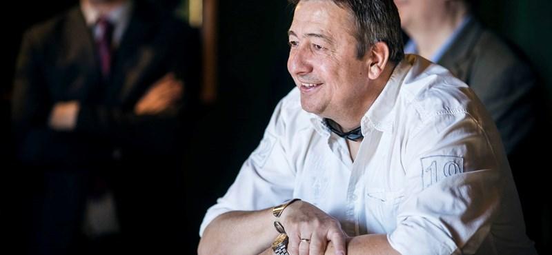 Bayer jól mulatott Orbánnal a Fidesz szülinapján – fotók
