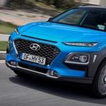 Arany középút: 4 liter alatt fogyaszt az új hibrid Hyundai Kona