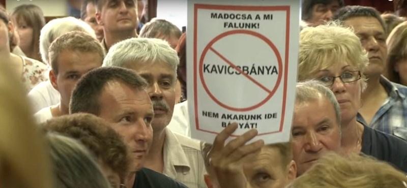Meglepő fordulat a Paks mellé tervezett kavicsbánya ügyében