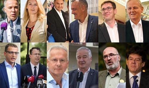 Miskolc, Pécs, Szeged az ellenzéké - választások percről percre
