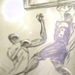 Ingyen megnézhetjük Kobe Bryant Oscar-díjas rajzfilmjét a kosárlabdáról