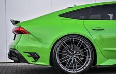 Árban is félelmetes 300 ezer euróért egy használt Audi RS7-R